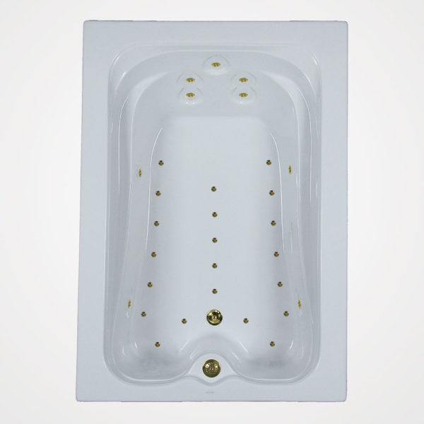 60 by 42 Air bath / Air Jet Tub