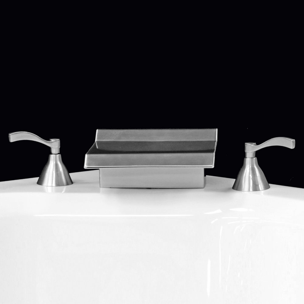 3 Piece Waterfall Faucet | America\'s Best Whirlpools