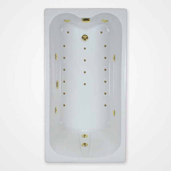 60 by 32 Whirlpool bath and Air Tub combo