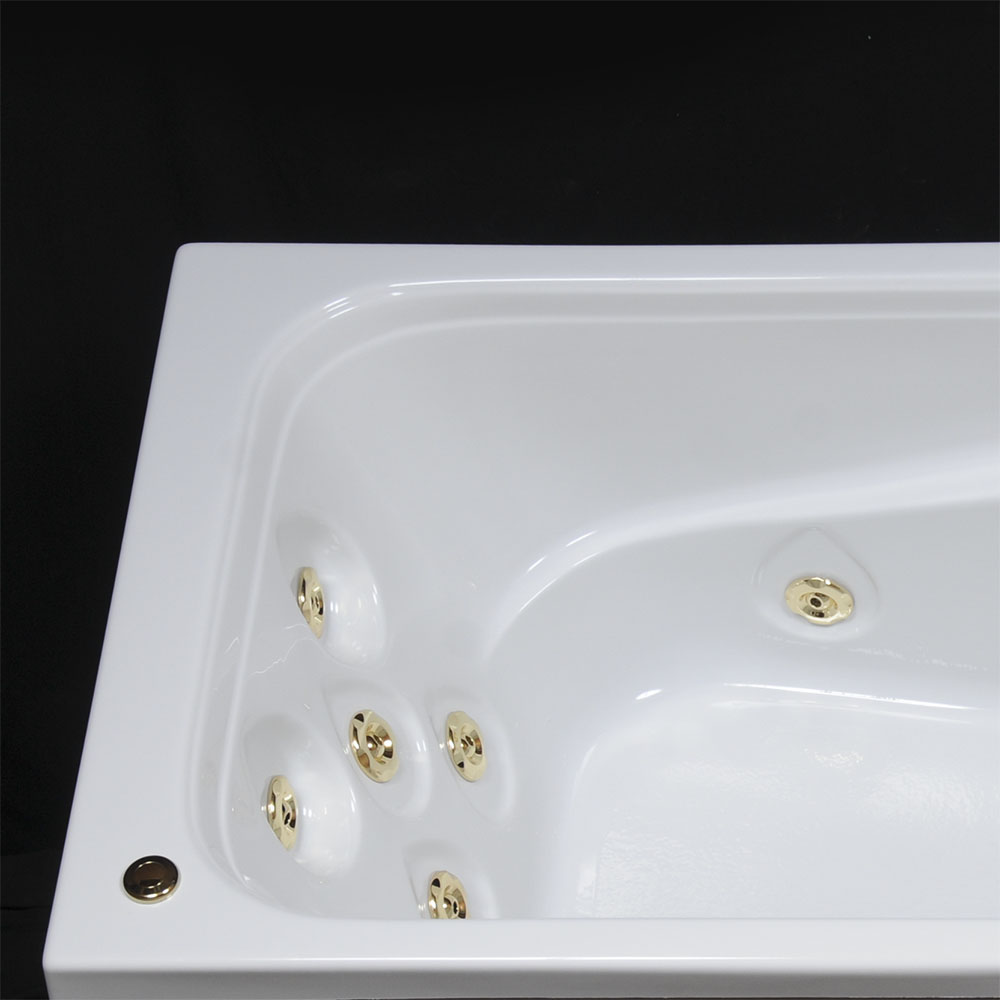 Standard Tub Size And Other Important Aspects Of The Bathroom: America's Best Whirlpools