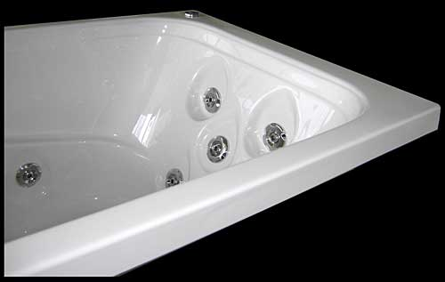 Ordinaire 6032 Elite Whirlpool Bathtub | Americau0027s Best WhirlpoolsAmericau0027s Best  Whirlpools