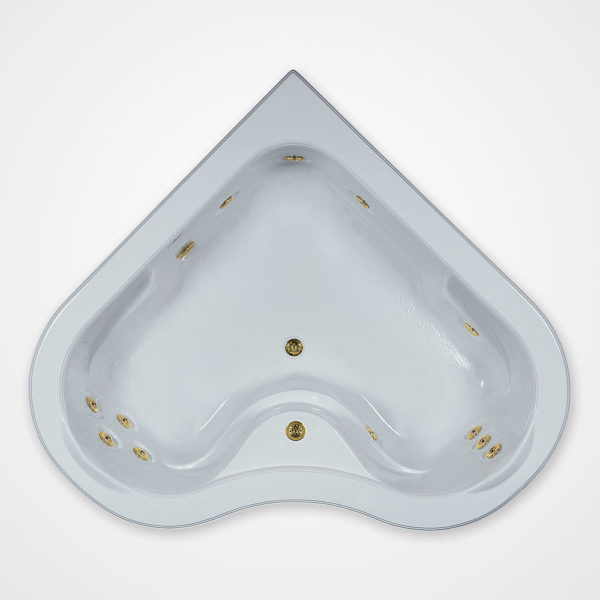 64 by 64 Whirlpool bath tub