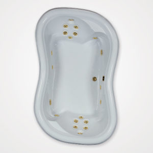 78 by 52 Whirlpool bath tub