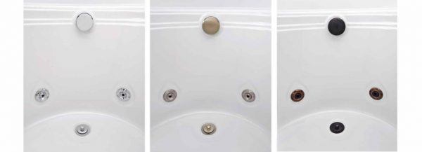 Drain/Overflow Finishes